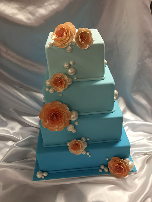 wedding cake for 200 cc wedding 200 cinderella cakes 22697
